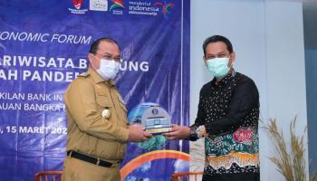 Gubernur Erzaldi Serukan Pariwisata Belitung Segera Pulih