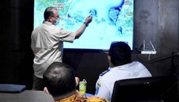 Gubernur Erzaldi Siapkan Pengembangan Pelabuhan di Pulau Lepar, Pongok dan Seliu