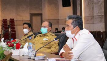 Gubernur Erzaldi Tagih Kesiapan Atlet Babel Hadapi PON XX di Papua