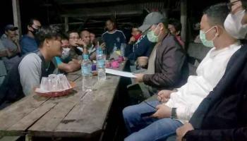 Gubernur Erzaldi Temui Nelayan Matras, Beri Solusi dan Langkah Terbaik