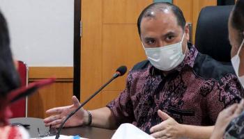 Gubernur Erzaldi Terus Usahakan Realisasi Pengembangan Pelabuhan Pangkal Balam