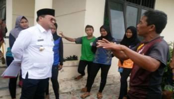 Gubernur Erzaldi Tinjau Asrama Atlet PPLP-SKO
