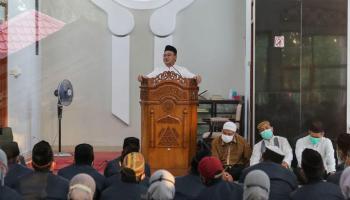 Gubernur Erzaldi: Ujung Tombak Kemakmuran Masjid di Tangan Pemuda