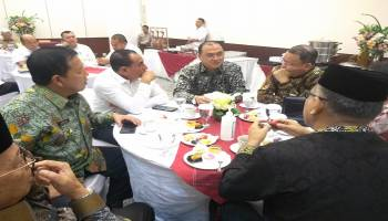 Gubernur Erzaldi Usulkan Projek Makro dan Dua Program Prioritas Nasional di Rakor Bappenas