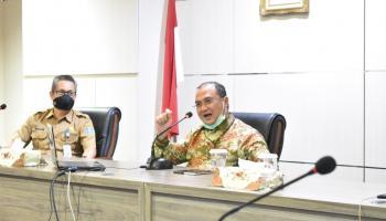Gubernur Inisiasi 6 SMA/SMK Piloting Aplikasi Gredu, Jika Berhasil Akan Ditambah 10 Lagi