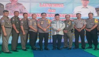 Gubernur Launching Samsat Setempoh