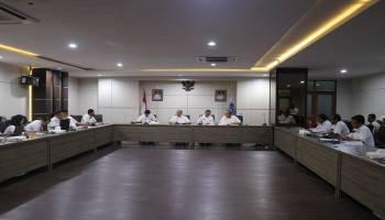 Gubernur Minta Usulan Diskresi Dalam Rangka Percepatan Pembangunan Didokumentasikan