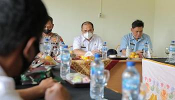 Gubernur: Segera SK-kan Gedung Karantina Bangka Barat Jadi RS Darurat