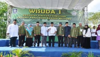 Gubernur Terima SK Babel Tuan Rumah Porsadin Nasional ke IV tahun 2019