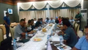 Gubernur Undang KONI Babel, Bahas Persiapan Porwil dan PON