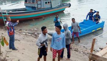 Hadapi Cuaca Ekstrem, Inilah Imbauan HNSI Bangka kepada Nelayan
