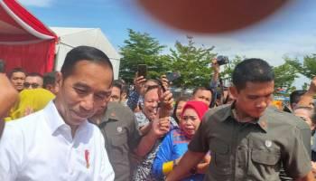 Hadir Pada Perayaan Hari Pers Nasional, Presiden Jokowi Ngaku Kapok