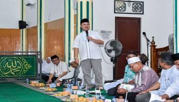 Hadiri Dzikir Akbar, Gubernur Erzaldi Rosman Ajak Masyarakat Makmurkan Masjid