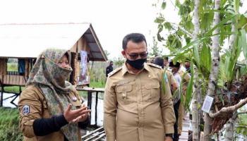 Hadiri HCPSN di Sungai Upang, Syahbudin Ajak Masyarakat Lindungi Puspa dan Satwa