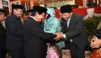 Hadiri PAW Anggota DPRD Babel Korban Lion Air JT 610, Ini harapan Wakil Gubernur