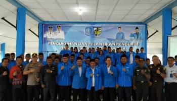 Hadiri Pelantikan Ketua DPD KNPI Bangka, Bupati Bangka Harap Program KNPI Lebih Terarah