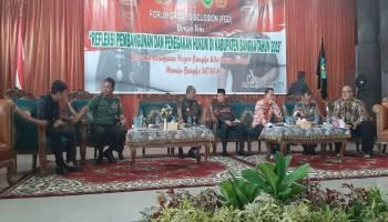 Hadiri Peringatan HAKI 2019, Mulkan Minta ASN Hindari dan Musuhi Korupsi