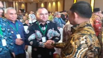 Hadiri Rakornas Investasi, Gubernur Erzaldi: Baik untuk Pemerataan Investasi di Daerah