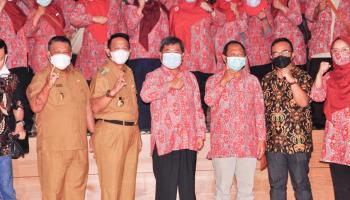 Hampir Seratus Orang dari Pemkab Garut Studi Banding ke Beltim Terkait Kesehatan