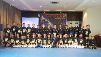 Hapkido Indonesia Short Course Kembali Dilaksanakan di Babel