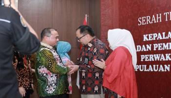 Harapan Gubernur Erzaldi Rosman kepada Kepala BPK Perwakilan Babel Baru