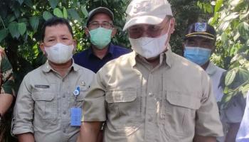 Harga Lada Naik, Gubernur Erzaldi Ingatkan Petani Tidak Konsumtif dan Perbanyak Sedekah