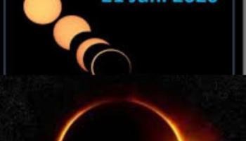 Hari Ini Mulai Jam 14.25 Bangka Belitung Kena Gerhana Matahari