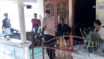 Hari Pertama Kampanye, Paslon Beradab Memilih Ngayau ke Desa Tepus