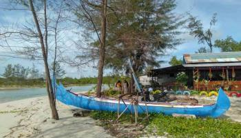 Hasil Laut Melimpah, IRT di Manggar Tekuni Usaha Makanan Olahan Ikan