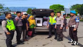 Hasil Rekapitulasi KPU Bangka Barat Diserahkan ke KPU Provinsi