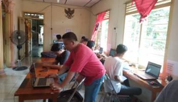 Hasil Survei Internal, Jokowi - Ma'aruf Unggul 56% di Bangka Selatan