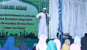 Hentikan Perdebatan di Bulan Ramadhan, Ini Pesan Ustaz Dede kepada Umat Muslim
