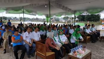Hijaukan Alam Indonesia Lewat Penanaman Pohon