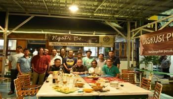 Hilangkan Perbedaan, Gubernur Erzaldi Rosman Diskusi dengan Komunitas di Belitung