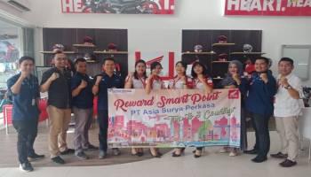 Honda Berikan Hadiah Total Rp 250 Juta untuk Sales People Terbaik