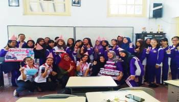 Honda Rayakan Ulang Tahun Puluhan Pelajar SMA-SMK se Babel