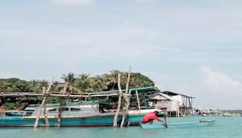 Hore, Pulau Kelapan,Panjang ,dan Tinggi akan Teraliri Listrik