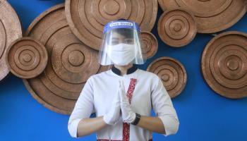 Hotel Santika Bangka Kembali Buka, Jaga Keamanan dan Kenyamanan Tamu Dengan Protokol Kesehatan