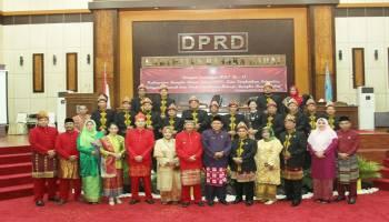 HUT Bangka Barat ke-15, Unsur Pimpinan Daerah Ajak Warga Berpikir Besar