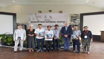 HUT ke 5, Museum Timah Muntok Gelar Training Historic Urban Landscape