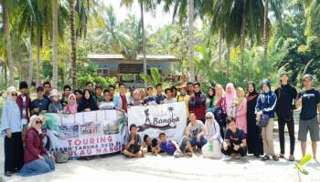 HUT ke 58, Karang Taruna Desa Dalil Gelar Acara di Pulau Nangka