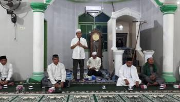 Ibnu Saleh Bangun Karakter Masyarakat Melalui Sajadah Fajar
