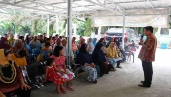 Ibnu Saleh Ingin Pelayanan Publik Lebih Dekat ke Masyarakat