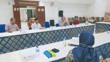 IJTI Berikan Tips dan Trik Hadapi Media ke Gubernur Babel