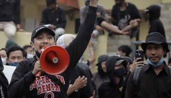 IJTI Kecam Aksi Kekerasan Oknum Aparat Kepada Jurnalis Saat Meliput Unjuk Rasa UU Cipta Kerja