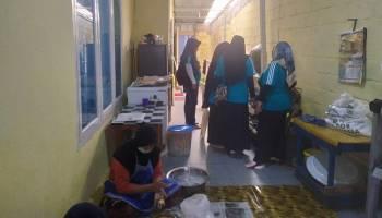 IKM Basel Studi Tiru di Dua Lokasi ke Kabupaten Bangka