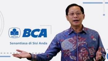 Imlek Tahun Ini, Bos BCA Berdoa Agar Rezeki Terus Bertambah