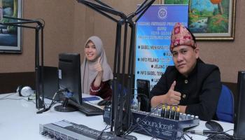 In Radio Babel 97,6 FM Raih Tiga Penghargaan dari Indonesiapersada.id