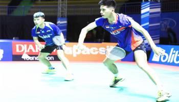Indonesia Masters 2018: Lewati Babak Kualifikasi, Rinov/Yeremia ke Babak Utama