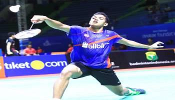 Indonesia Masters 2018 : Tak Mendapat Perlawanan Berarti, Chico Pulangkan Wakil Malaysia